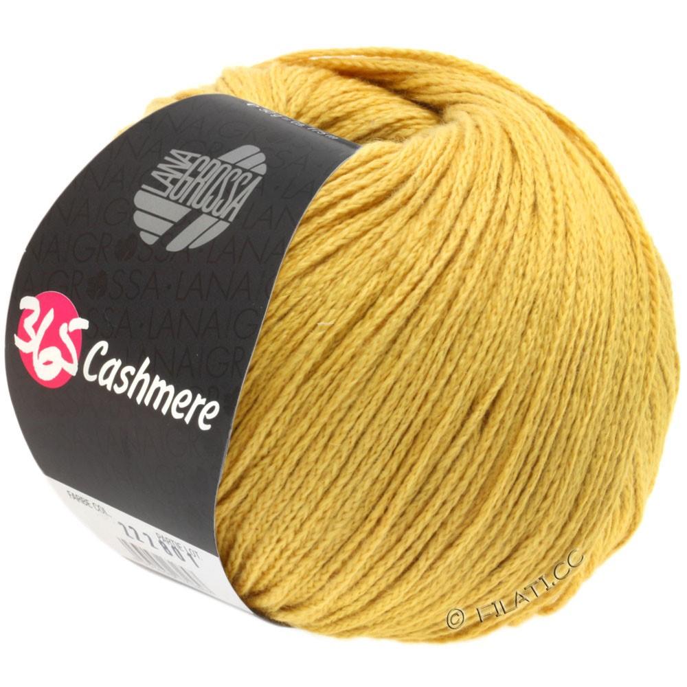 Lana Grossa 365 CASHMERE | 24-золотисто-жёлтый
