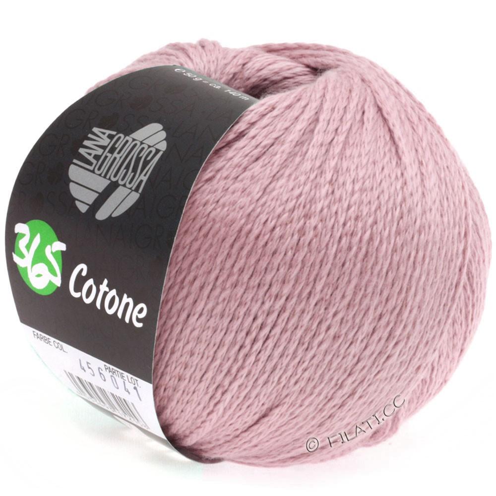 Lana Grossa 365 COTONE | 21-сиренево-розовый