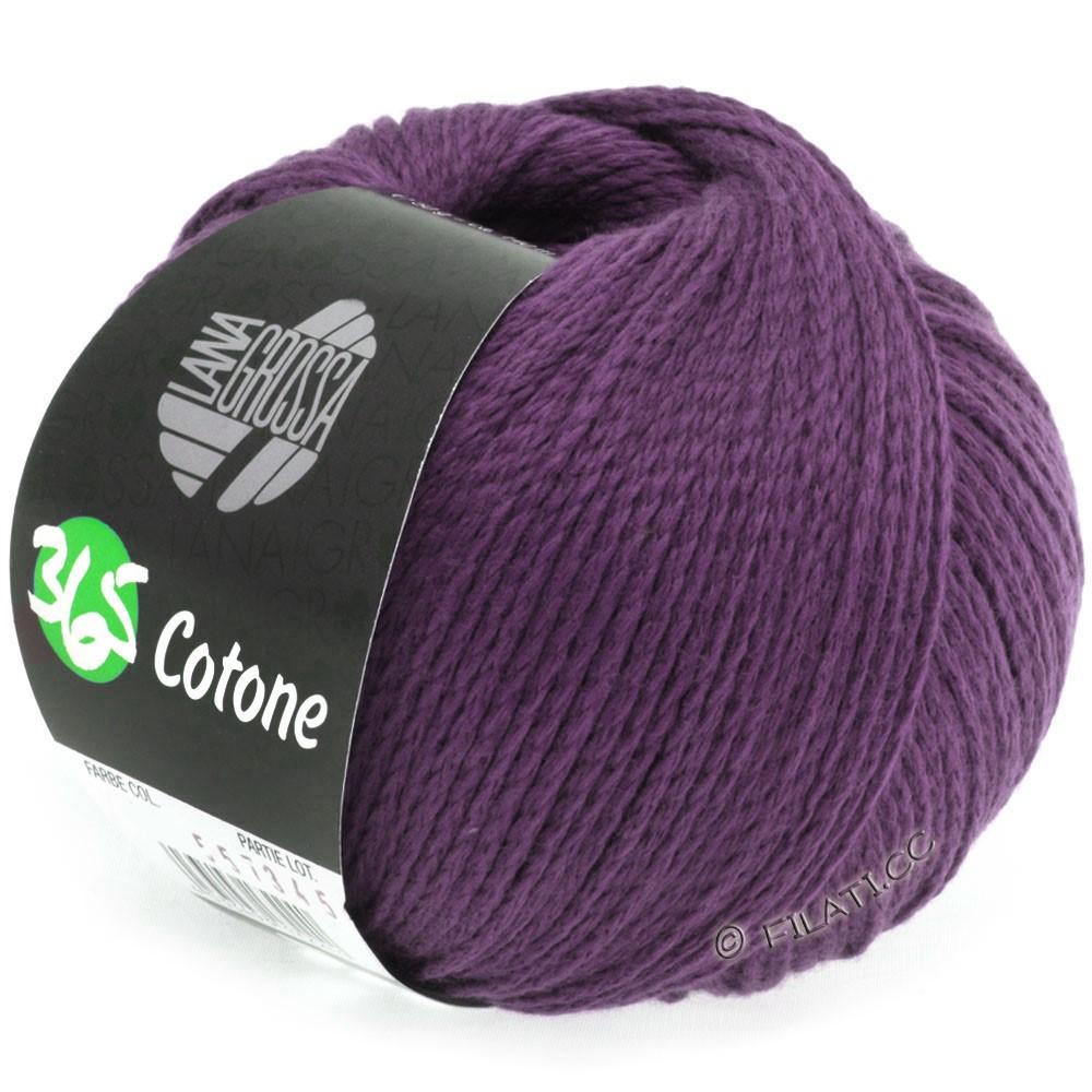 Lana Grossa 365 COTONE | 29-ежевика