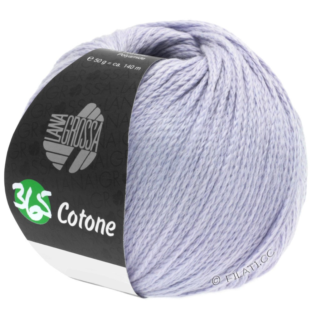 Lana Grossa 365 COTONE | 33-мягко-фиолетовый