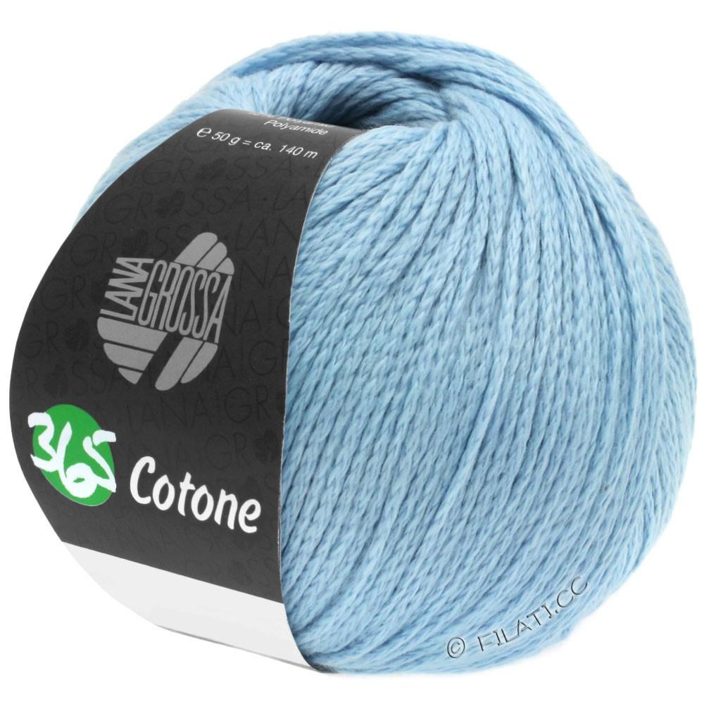 Lana Grossa 365 COTONE | 36-светло-голубой