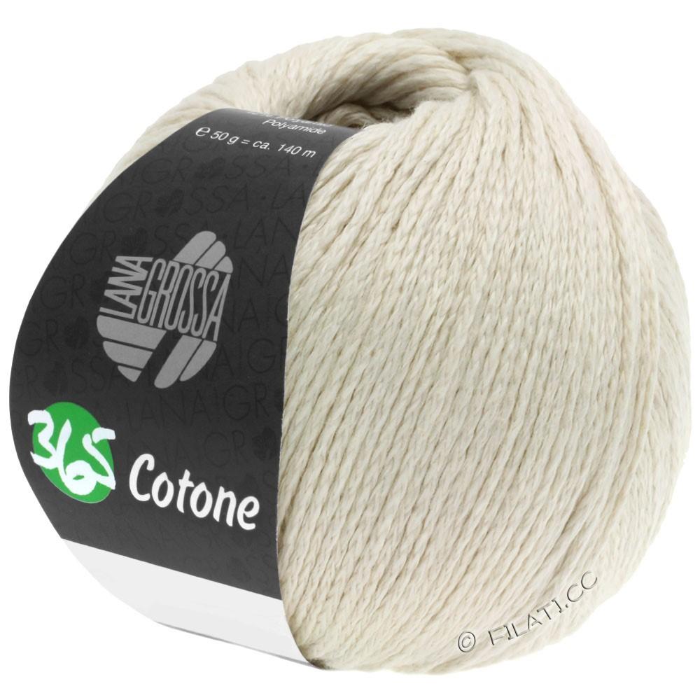Lana Grossa 365 COTONE | 47-чисто-белый