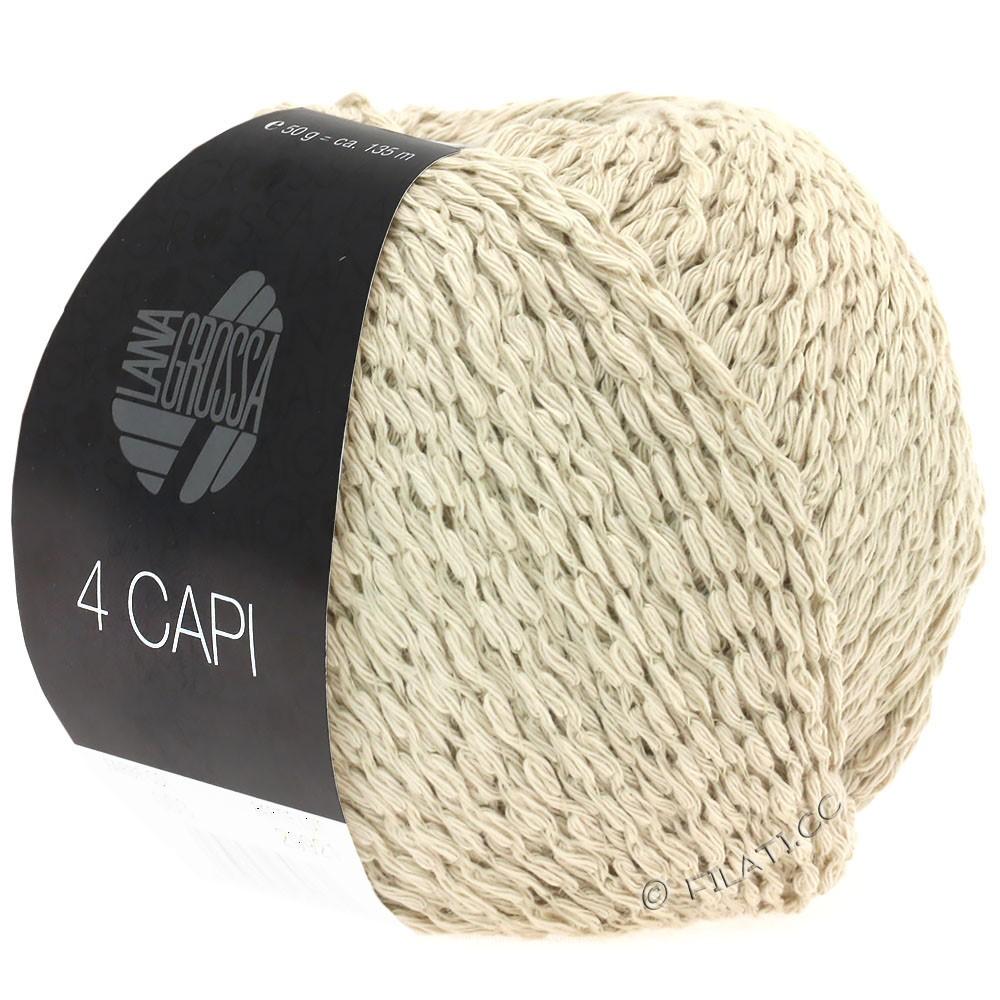 Lana Grossa 4 CAPI | 01-песок