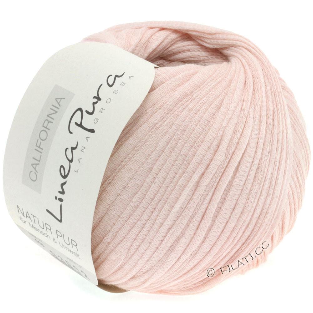Lana Grossa CALIFORNIA Uni/Print (Linea Pura) | 016-розовый
