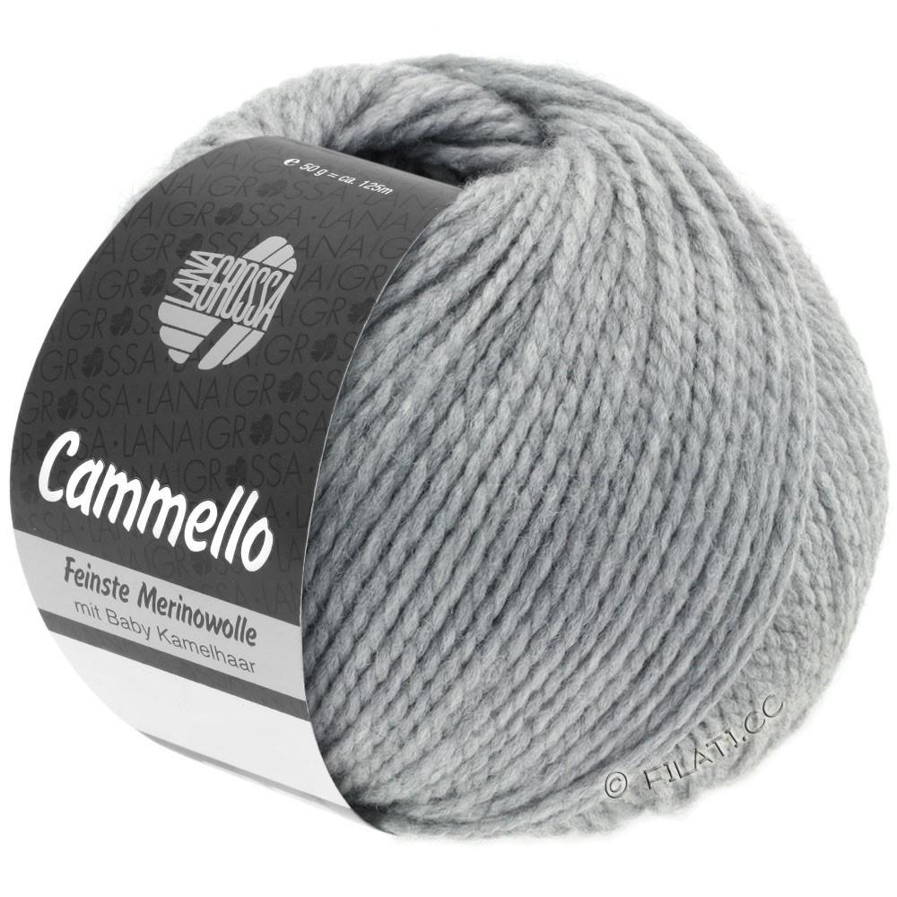 Lana Grossa CAMMELLO | 02-жемчужно-серый