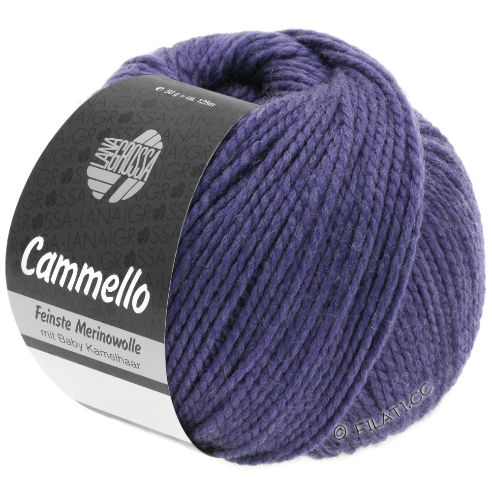 Lana Grossa CAMMELLO | 09-фиолетовый