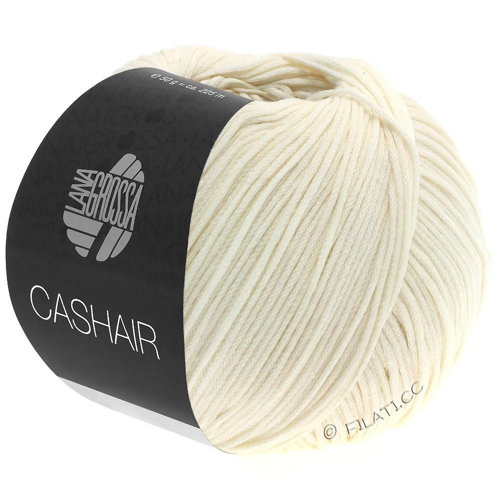 Lana Grossa CASHAIR | 01-натуральный
