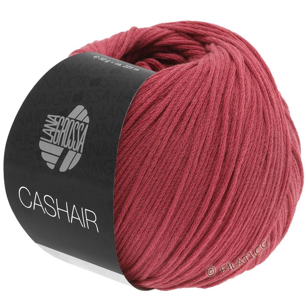 Lana Grossa CASHAIR | 04-марсала красный