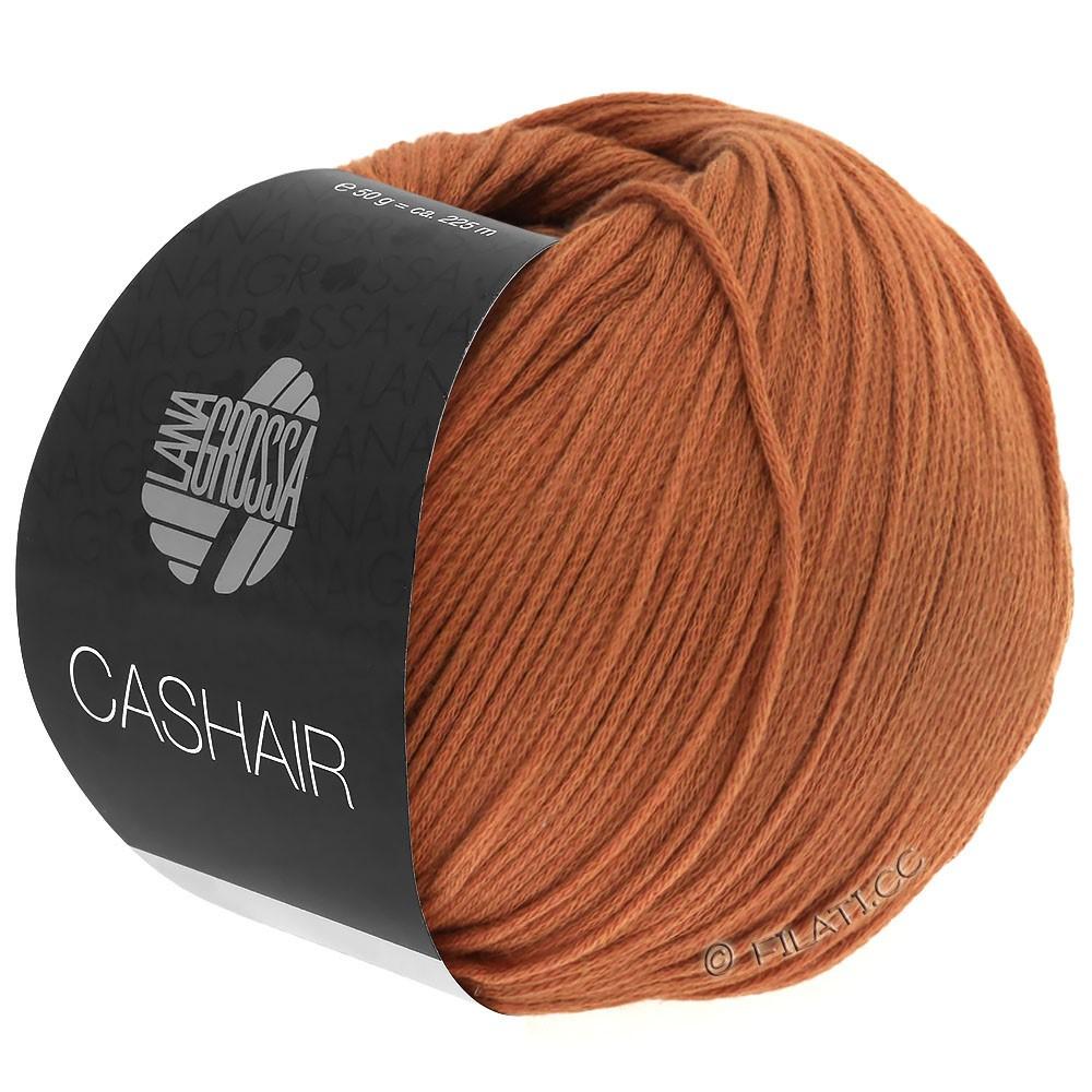 Lana Grossa CASHAIR | 05-коричневый цвет корицы