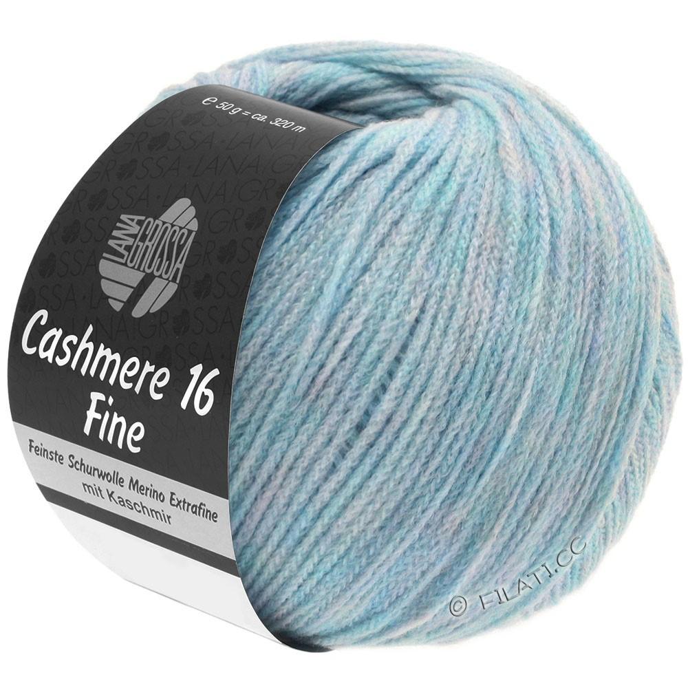 Lana Grossa CASHMERE 16 FINE Uni/Degradé | 003-светло-голубой