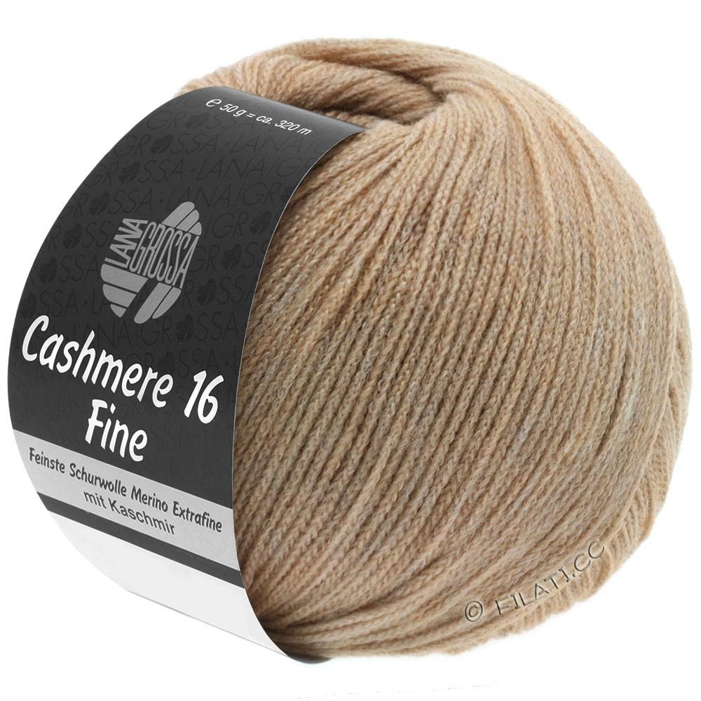Lana Grossa CASHMERE 16 FINE Uni/Degradé | 006-песок