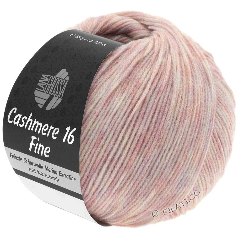 Lana Grossa CASHMERE 16 FINE Uni/Degradé   019-розовый