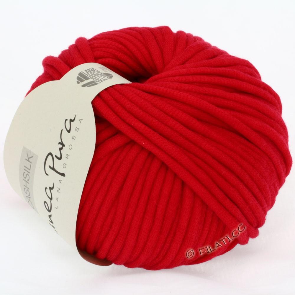 Lana Grossa CASHSILK (Linea Pura) | 02-красный
