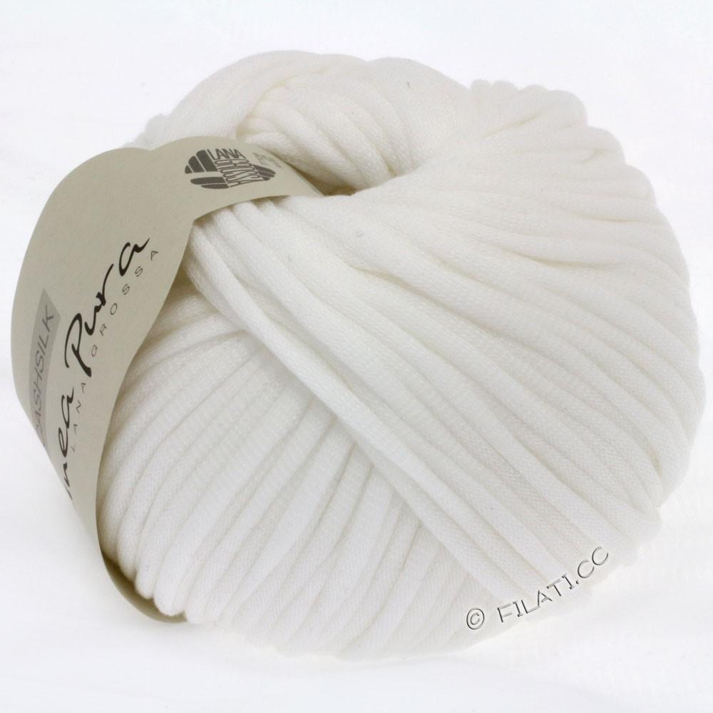 Lana Grossa CASHSILK (Linea Pura) | 07-белый