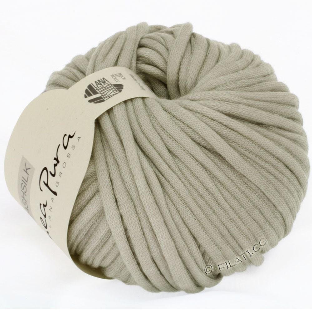Lana Grossa CASHSILK (Linea Pura) | 13-светло-серый