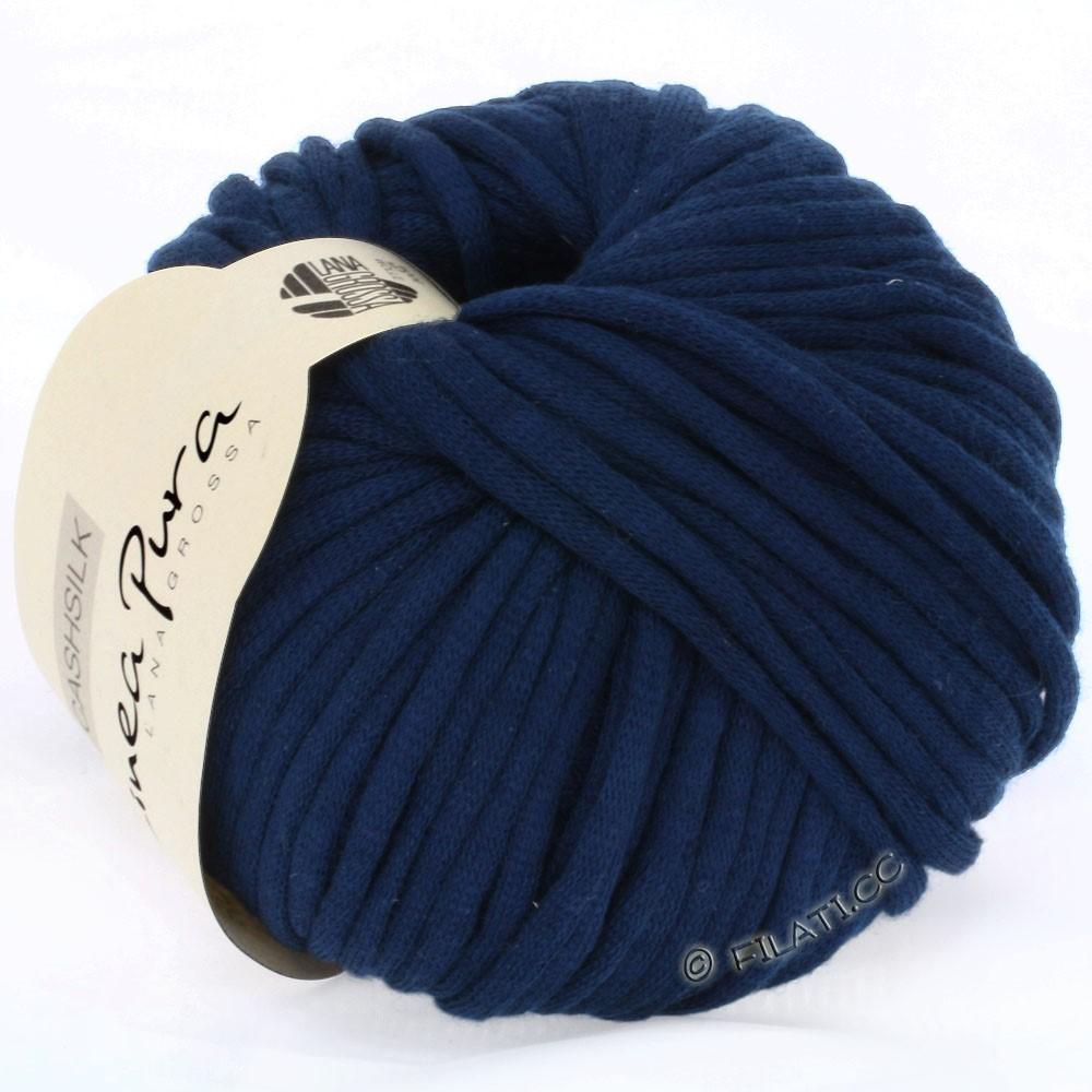 Lana Grossa CASHSILK (Linea Pura) | 14-тёмно-синий