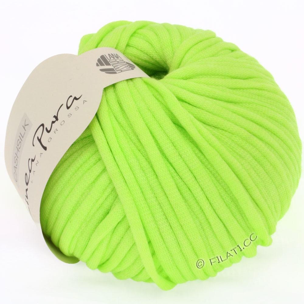 Lana Grossa CASHSILK (Linea Pura) | 24-жёлто-зеленый