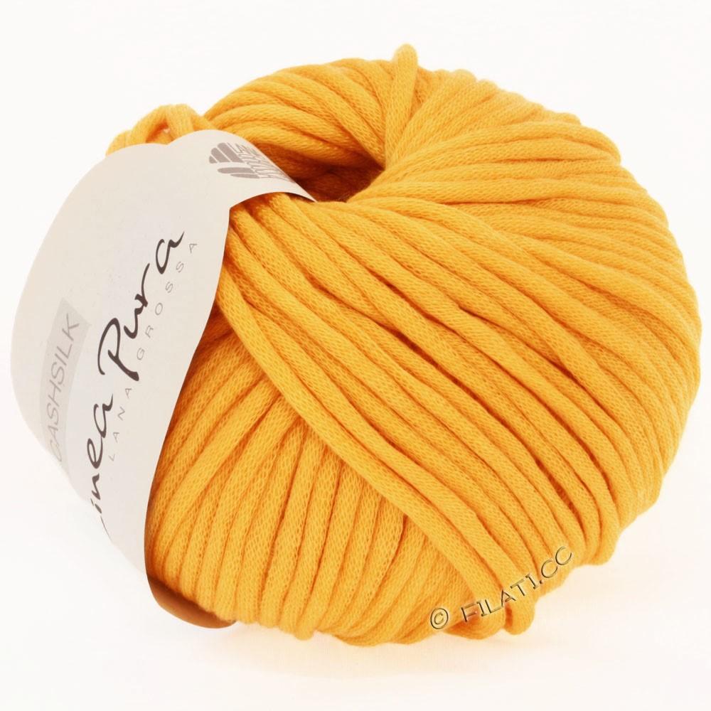 Lana Grossa CASHSILK (Linea Pura) | 28-тёмно-желтый