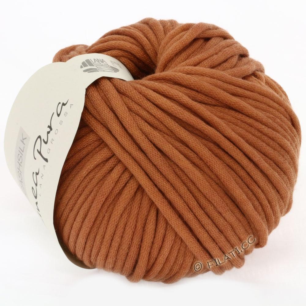 Lana Grossa CASHSILK (Linea Pura) | 29-коричневый цвет корицы