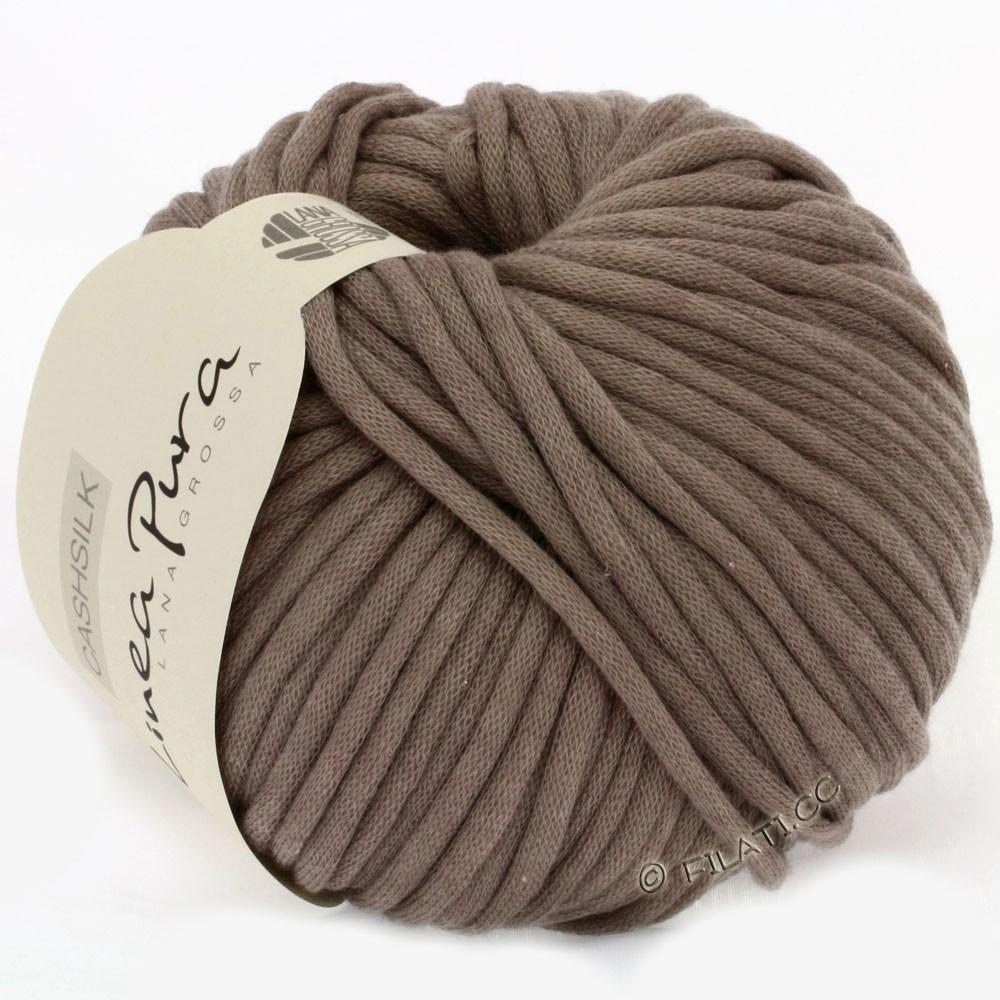 Lana Grossa CASHSILK (Linea Pura) | 30-серо-коричневый