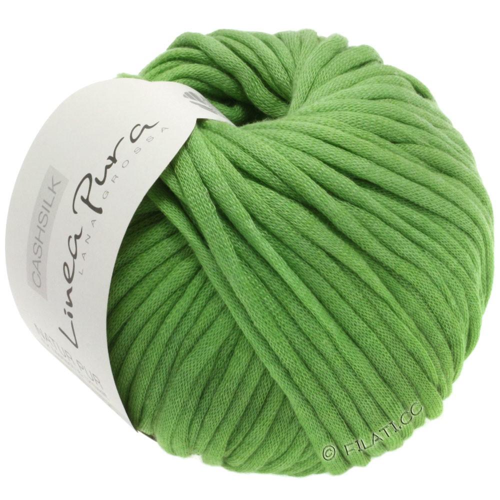 Lana Grossa CASHSILK (Linea Pura) | 43-светло-зелёный