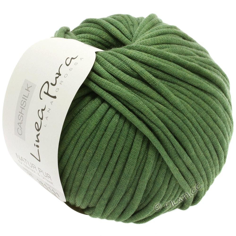 Lana Grossa CASHSILK (Linea Pura) | 45-мох зеленый
