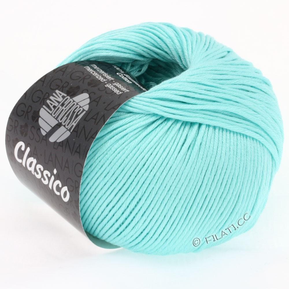 Lana Grossa CLASSICO Uni уни | 22-пастельный бирюзовый
