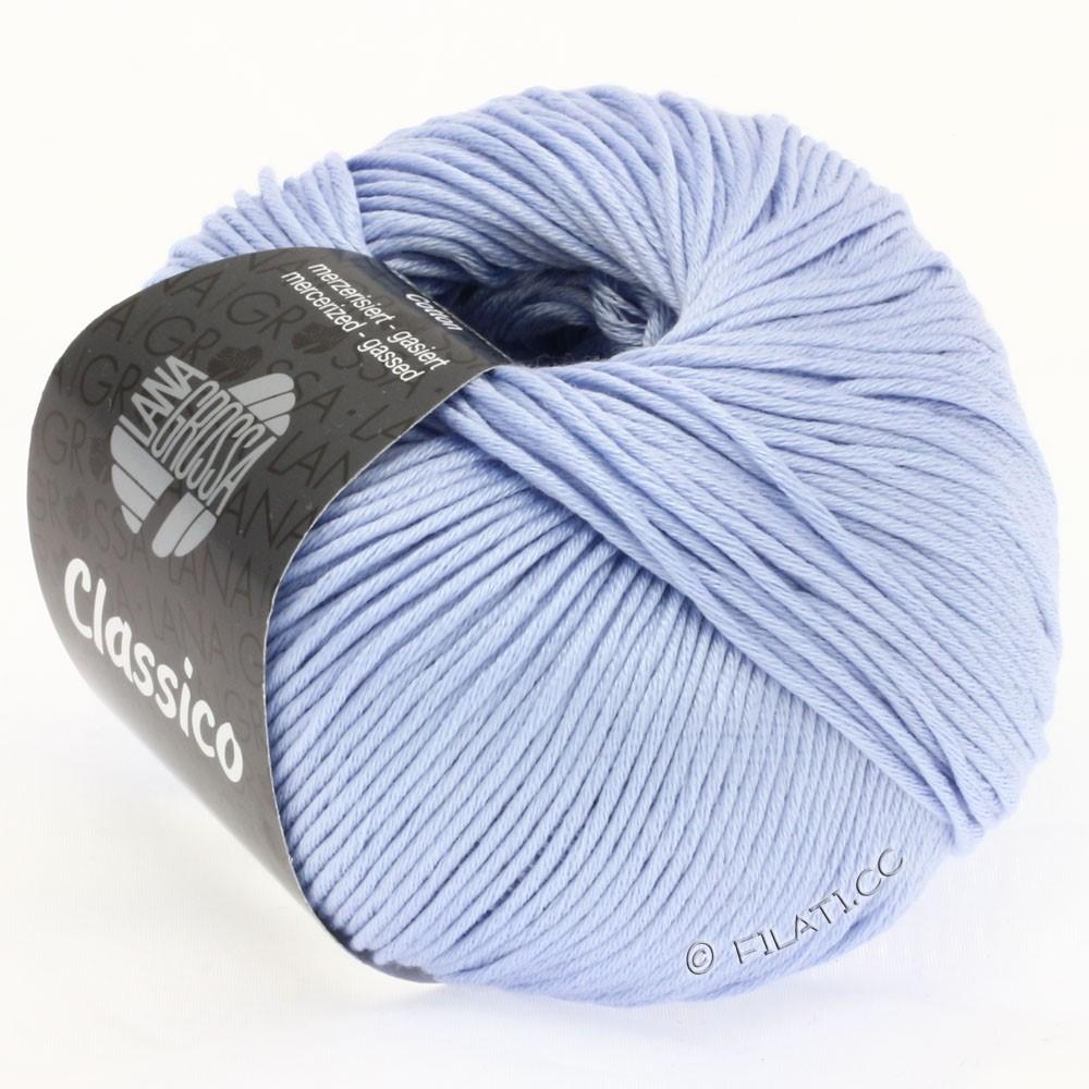 Lana Grossa CLASSICO Uni уни | 30-светло-синий