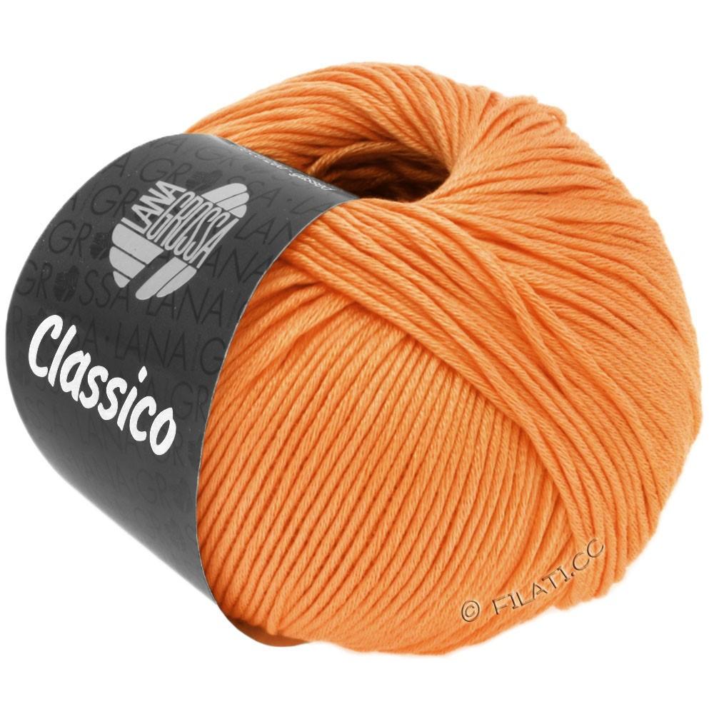 Lana Grossa CLASSICO Uni уни | 47-оранжевый