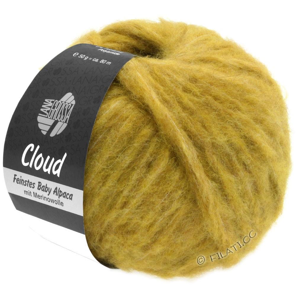 Lana Grossa CLOUD | 05-мед желтый