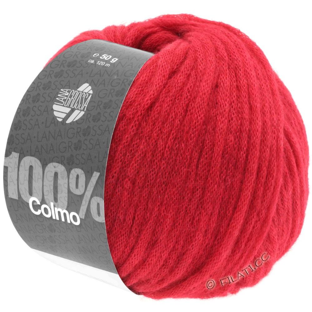 Lana Grossa COLMO | 08-красный