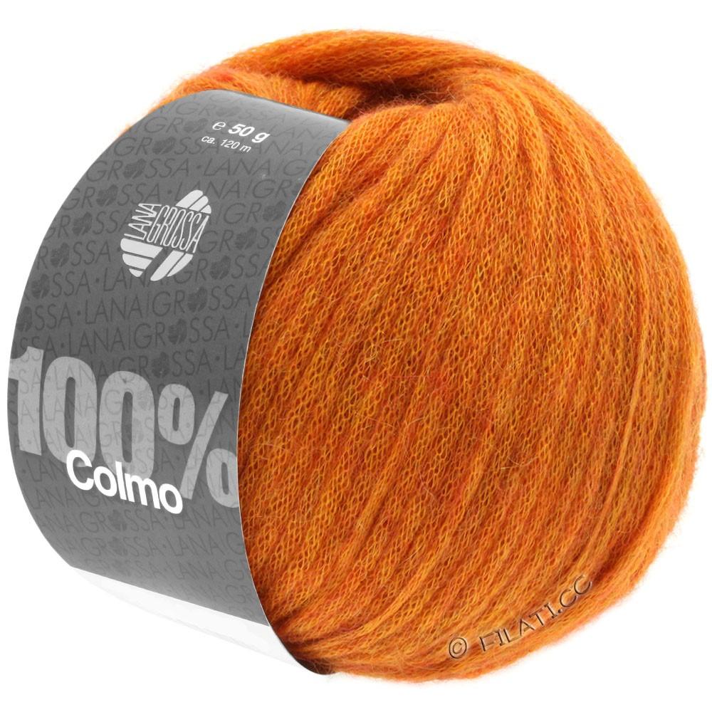 Lana Grossa COLMO   09-оранжевый