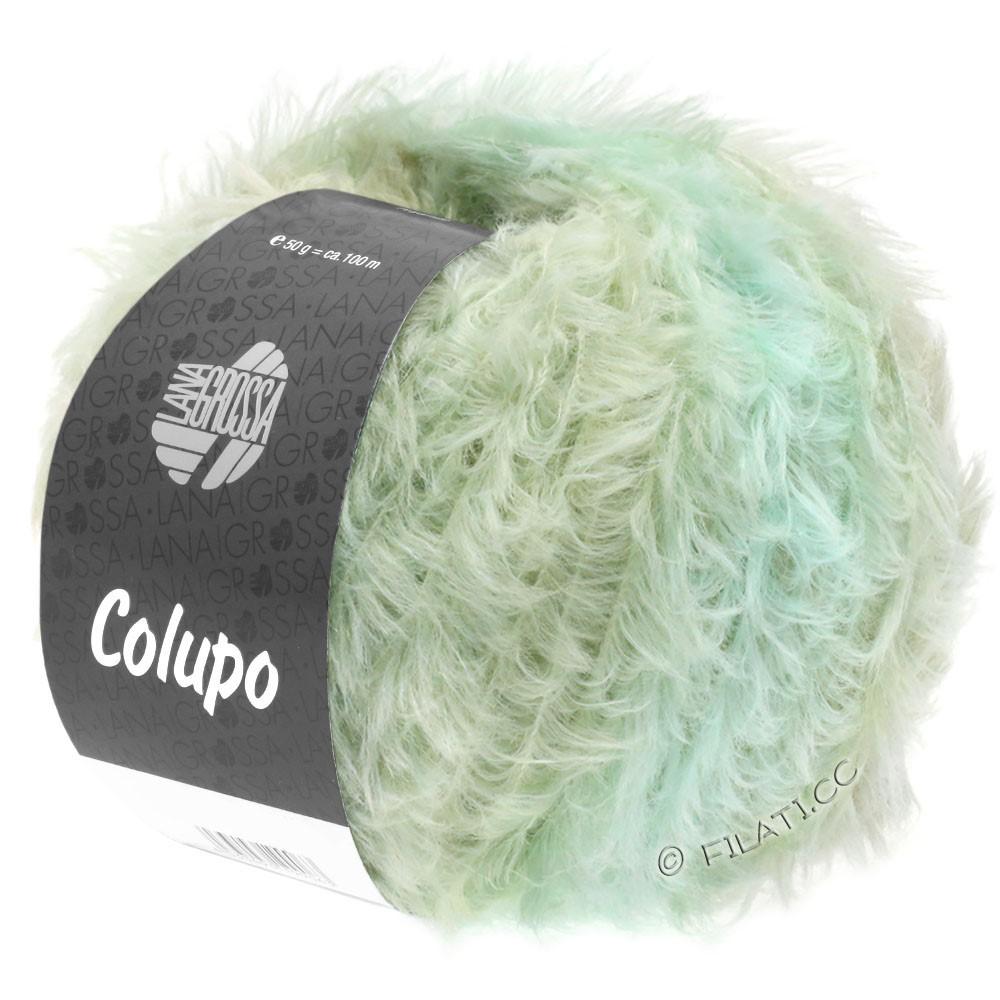Lana Grossa COLUPO   06-натуральный/серо- бежевый