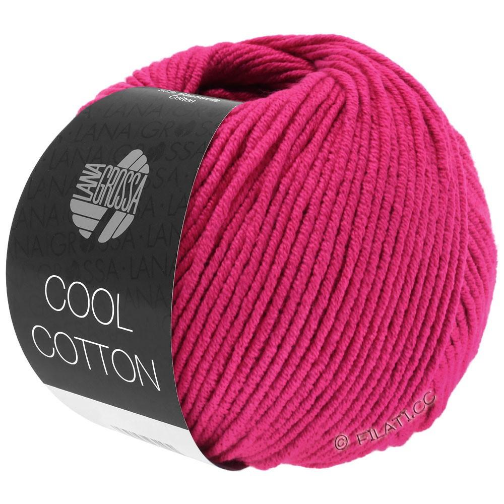 Lana Grossa COOL COTTON | 06-пинк