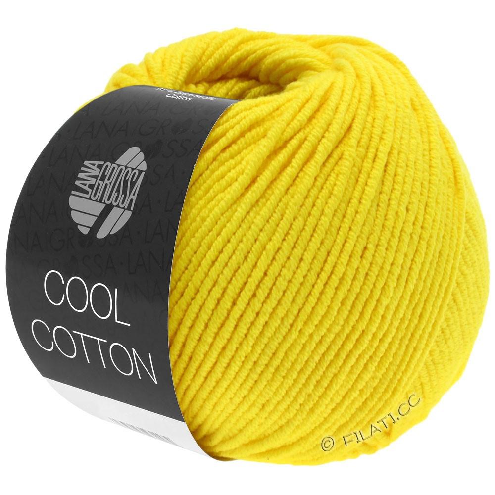 Lana Grossa COOL COTTON | 10-жёлтый
