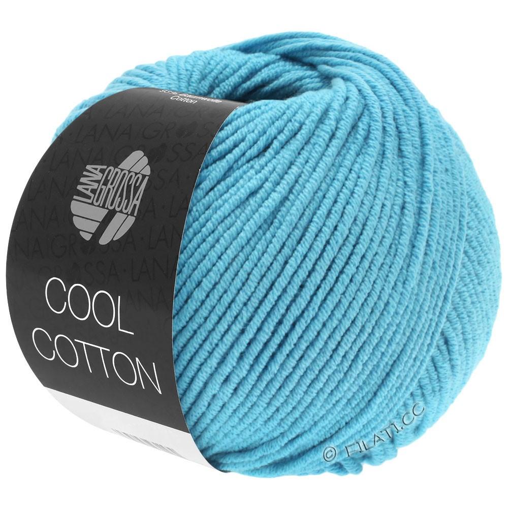 Lana Grossa COOL COTTON | 14-бирюзовый