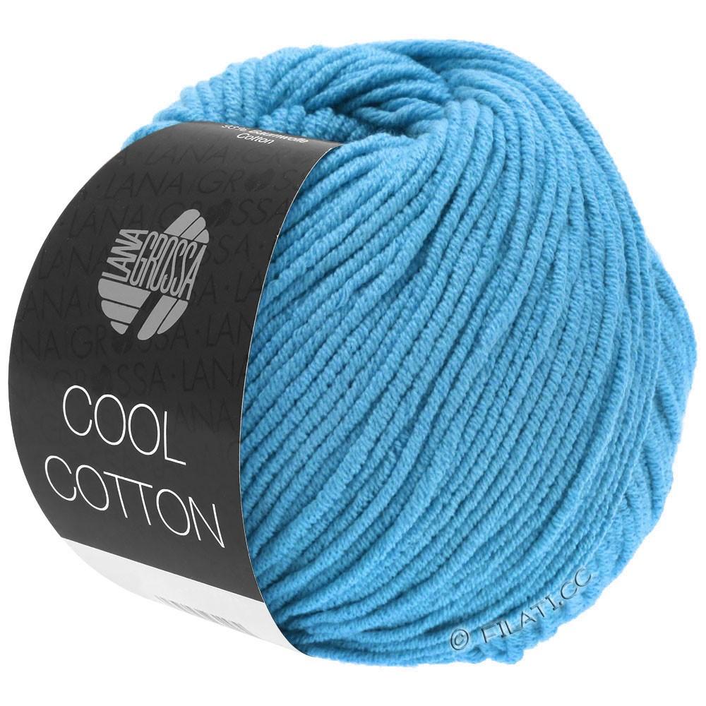 Lana Grossa COOL COTTON | 15-лазурь