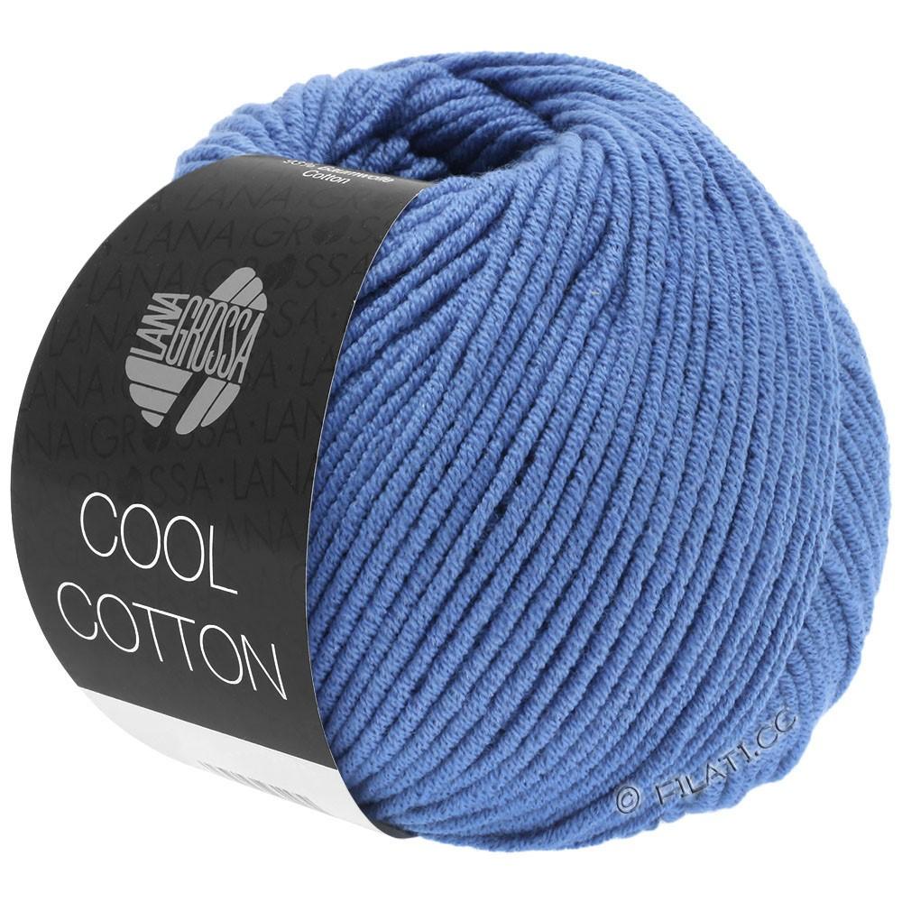 Lana Grossa COOL COTTON | 16-королевский синий