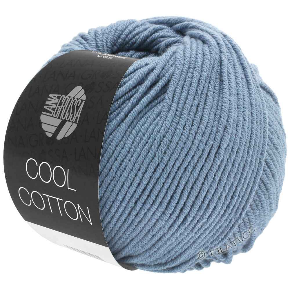 Lana Grossa COOL COTTON | 17-светло синий