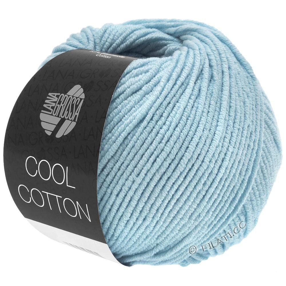 Lana Grossa COOL COTTON | 18-светло-голубой