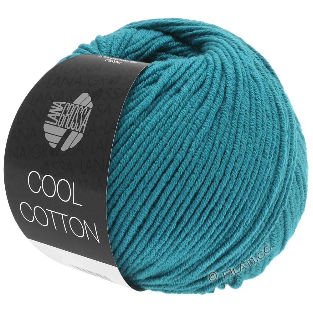 Lana Grossa COOL COTTON | 20-петроль
