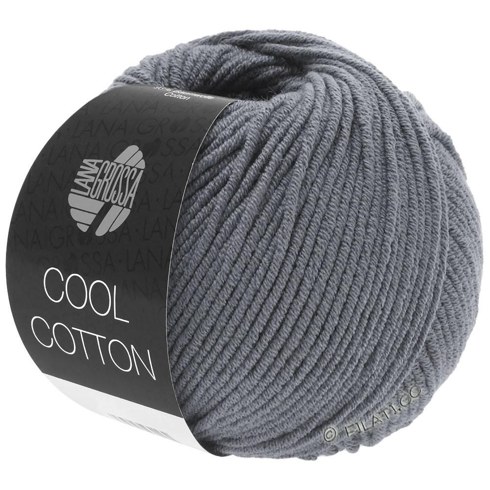 Lana Grossa COOL COTTON | 22-графит