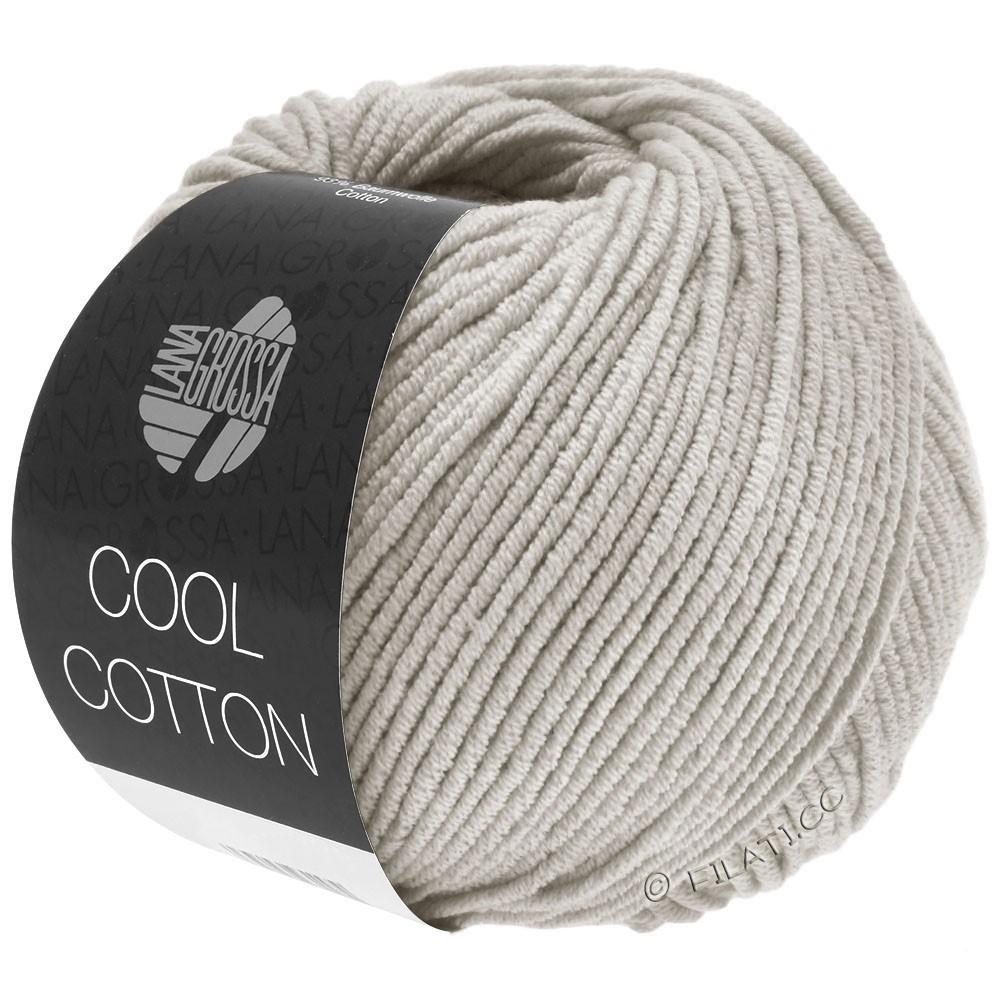 Lana Grossa COOL COTTON | 23-серо- бежевый