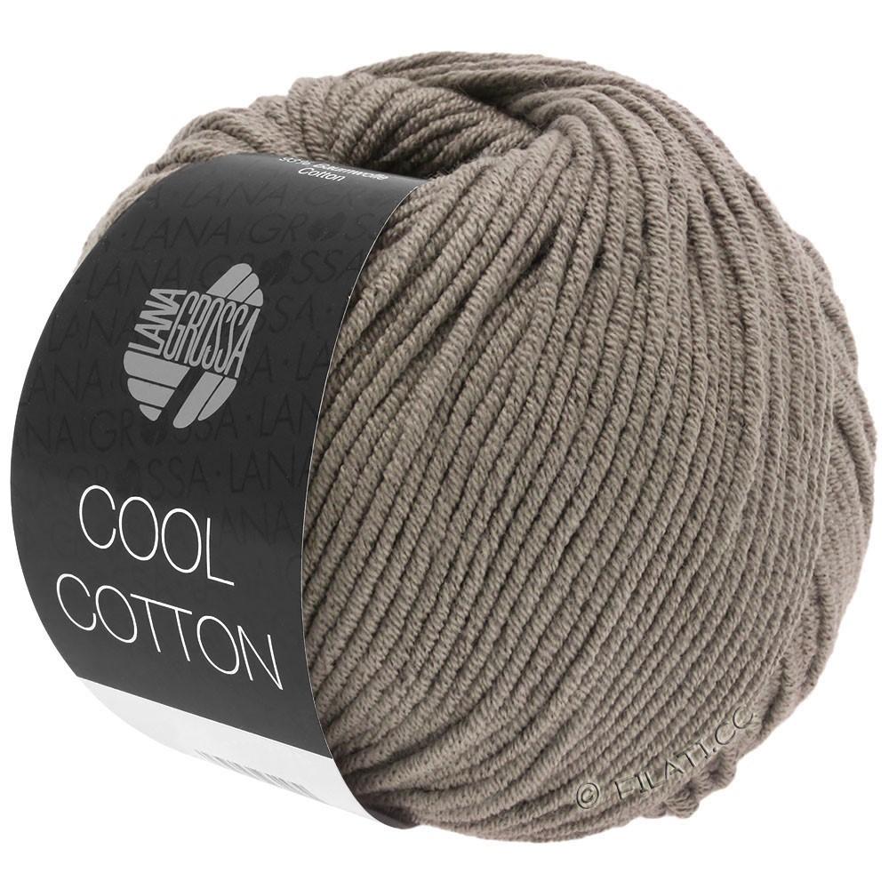 Lana Grossa COOL COTTON | 24-серо-коричневый