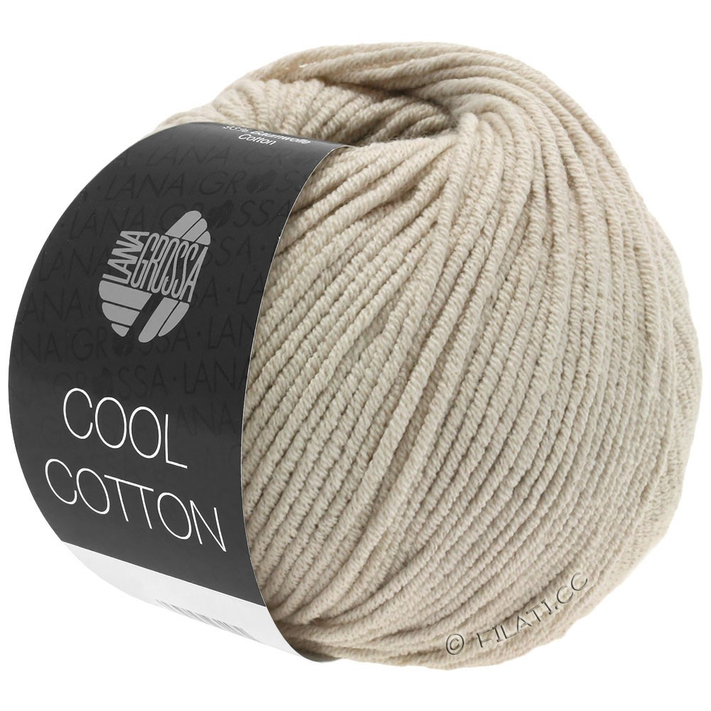 Lana Grossa COOL COTTON | 25-бежевый