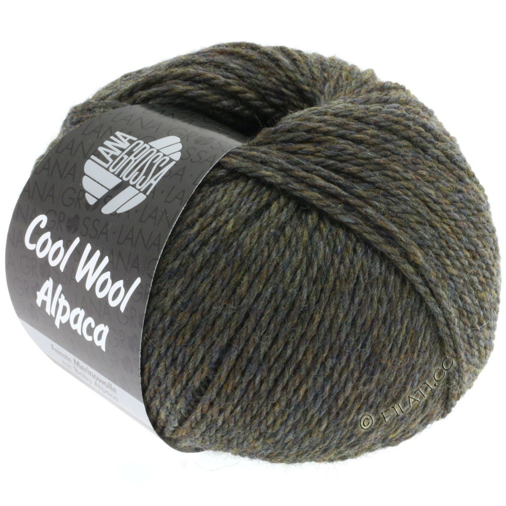 Lana Grossa COOL WOOL Alpaca | 11-грязь