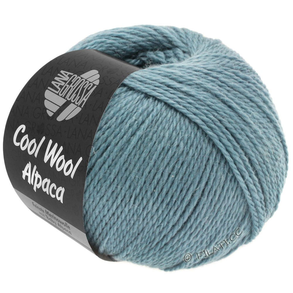 Lana Grossa COOL WOOL Alpaca | 27-джинс