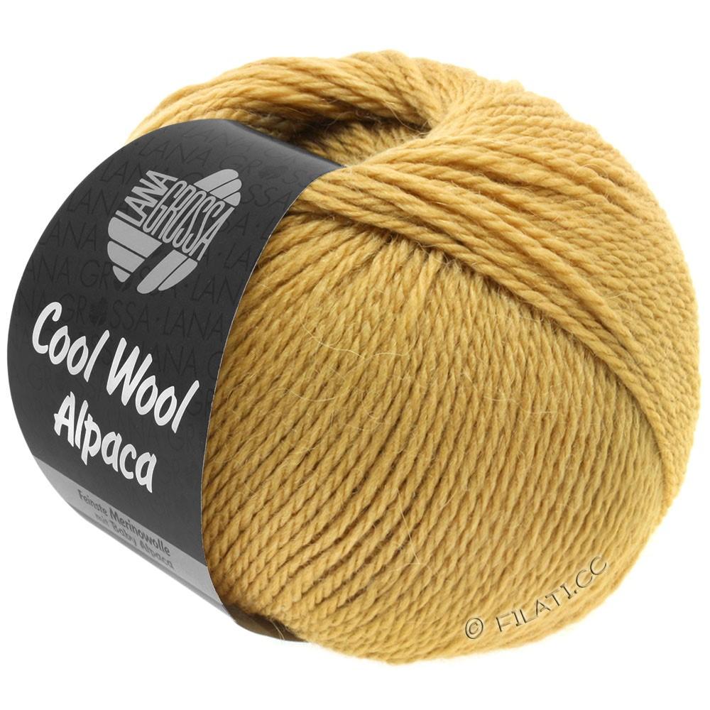 Lana Grossa COOL WOOL Alpaca | 28-светло-коричневый