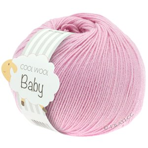 Lana Grossa COOL WOOL Baby 50g | 216-розовый