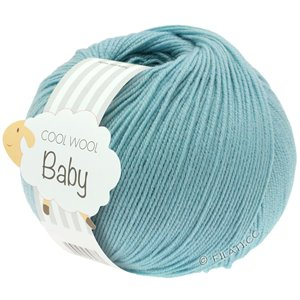 Lana Grossa COOL WOOL Baby 50g | 261-мята